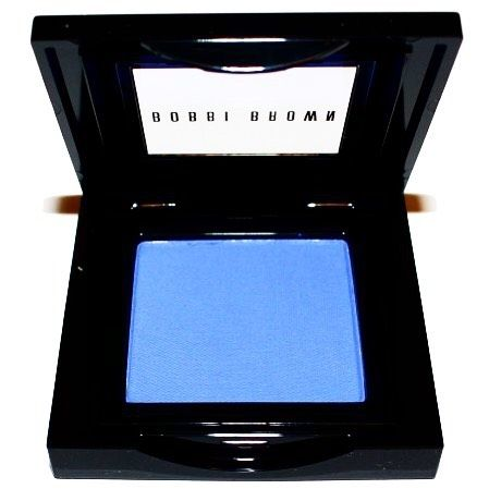 a1b0f2dfcde288 For a great soft pop of color on the eyes check out the  bobbibrown Blue