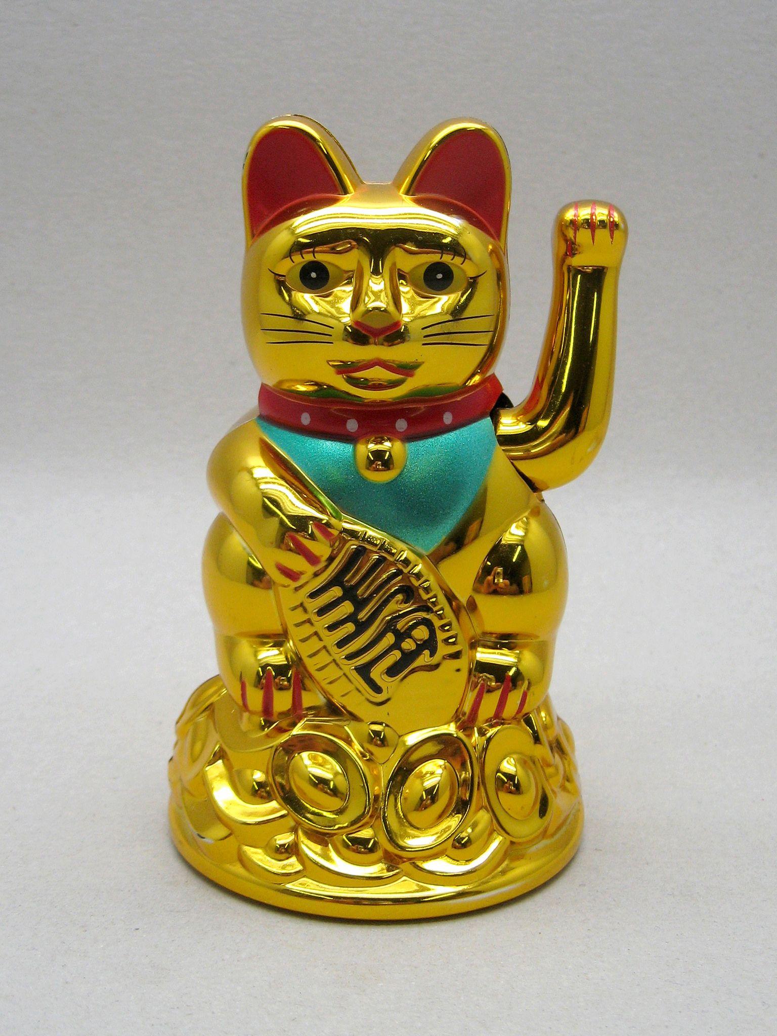 Maneki Neko Maneki neko, Neko, Cats