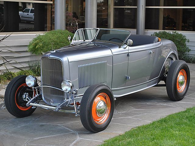 1932 ford roadster  repined by httpwwwmotorcyclehousecom