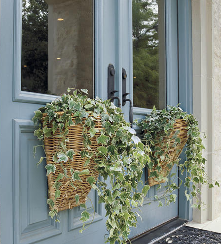 Front Door Decorations For Spring Welcome With A Cheery