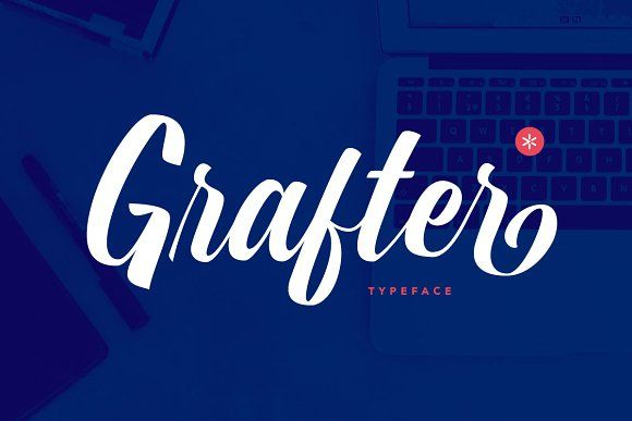 Grafter by vuuuds on @creativemarket