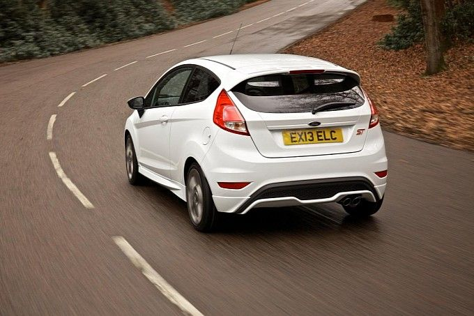 Ford Has Over 1 000 Orders For New Fiesta St In Britain Fiesta