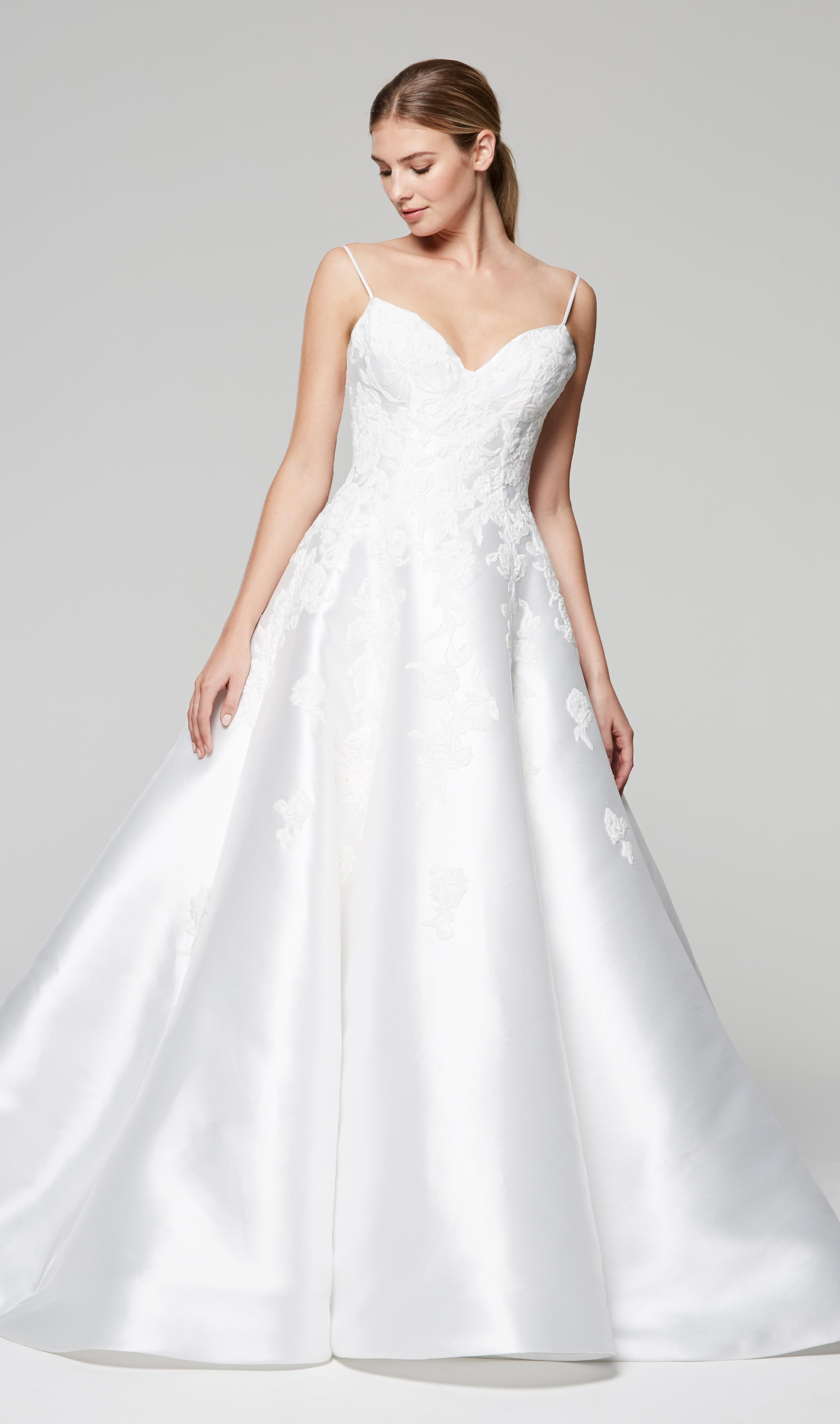 84a0016413f LOUISA - Blue Willow Bride by Anne Barge