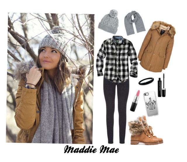 """Warm and cozy"" by maddiemae30 ❤ liked on Polyvore featuring Alexis Bittar, Svea, Paige Denim, Rella, Allude, Alexandre Birman, Casetify, MAC Cosmetics and Marc Jacobs"