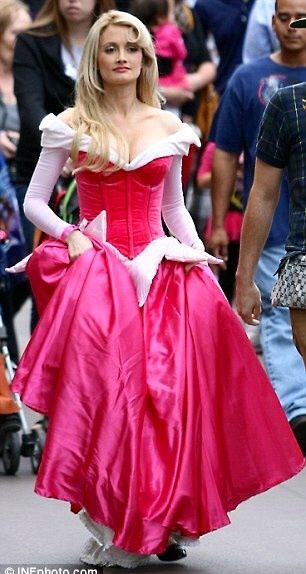As Holly madison