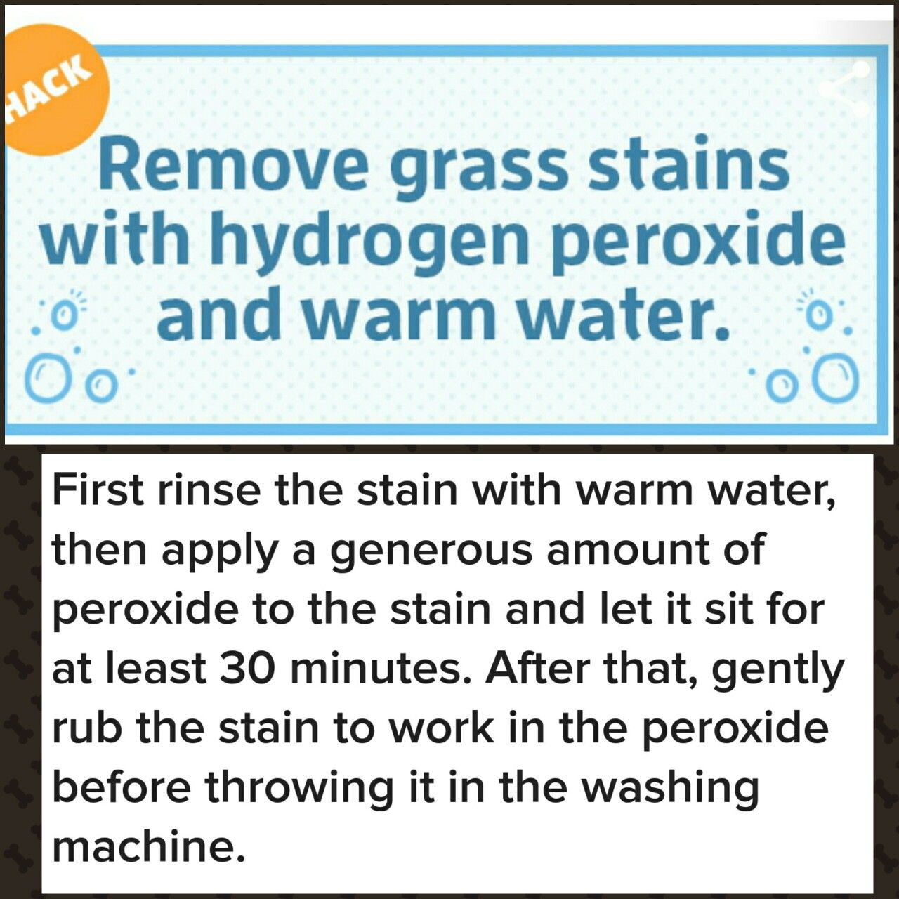 Pin by Carrie Bohnsack on Lifehackerisms Grass stain
