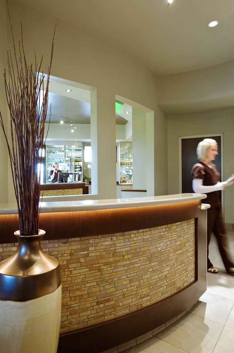 Healthcare Design Upstate SC Panageries Interior