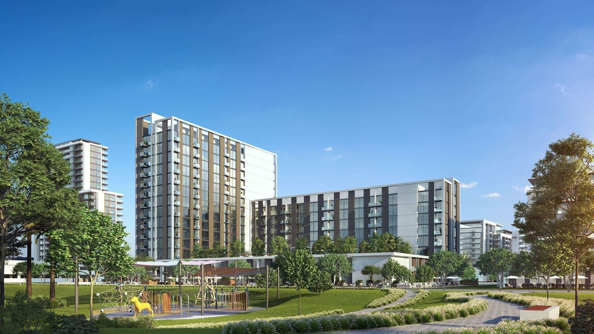 Introducing Golf Ville, a new residential development in