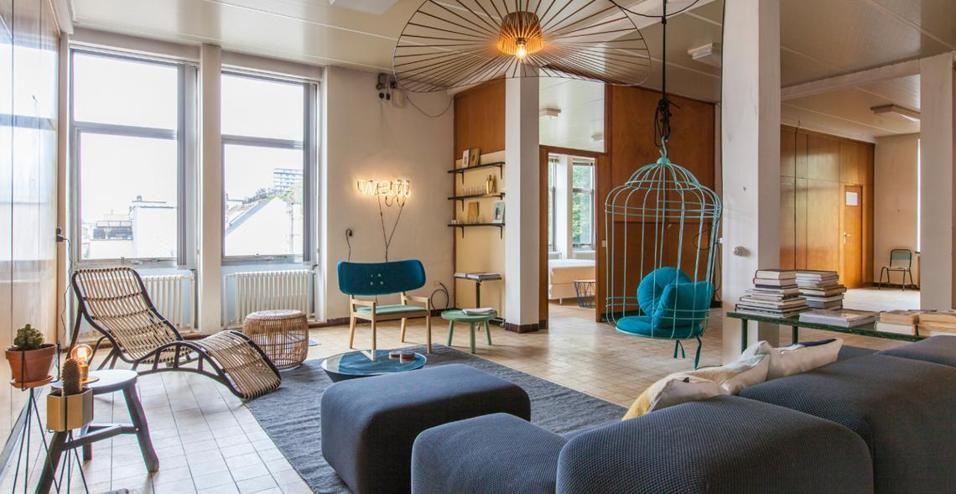 Loft di 300 mq in affitto in Belgio Moderne wohnung