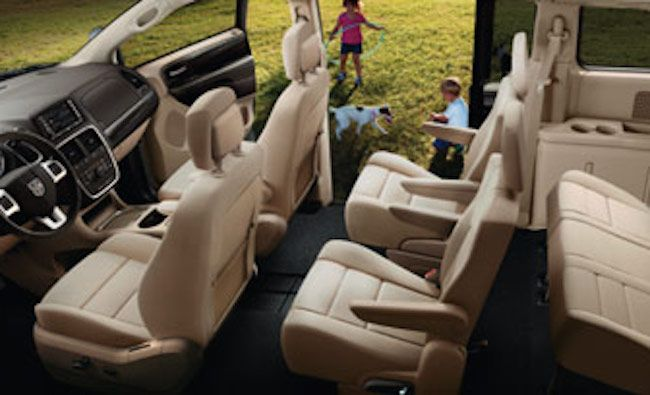How The Grand Caravan S Seating Features Have Evolved Grand