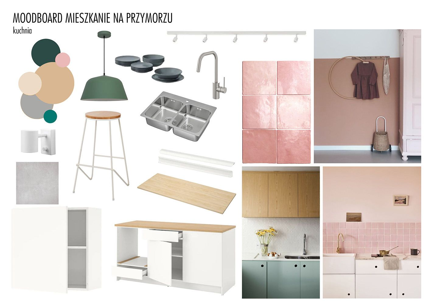 Interior Design Moodboard - 2020 on Behance