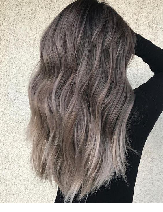 Aschblonde Haarfarbe – Neue Seite – Aschblonde Haarfarbe – # Aschblond #Haar … – My Blogger
