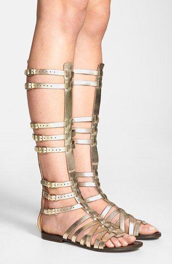 ceca28a5256f Trend  knee high gladiator sandals. Steve Madden  Sparta  Sandal. Nordstrom