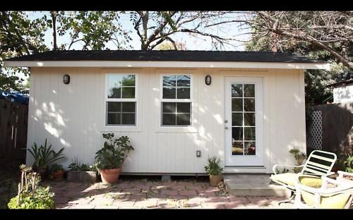 10 X 20 Guest House Cottage Prefab Ideal For Residual Rental Unit Or Granny Flat Ebay Guest House Cottage Guest Cottage Tiny House Listings