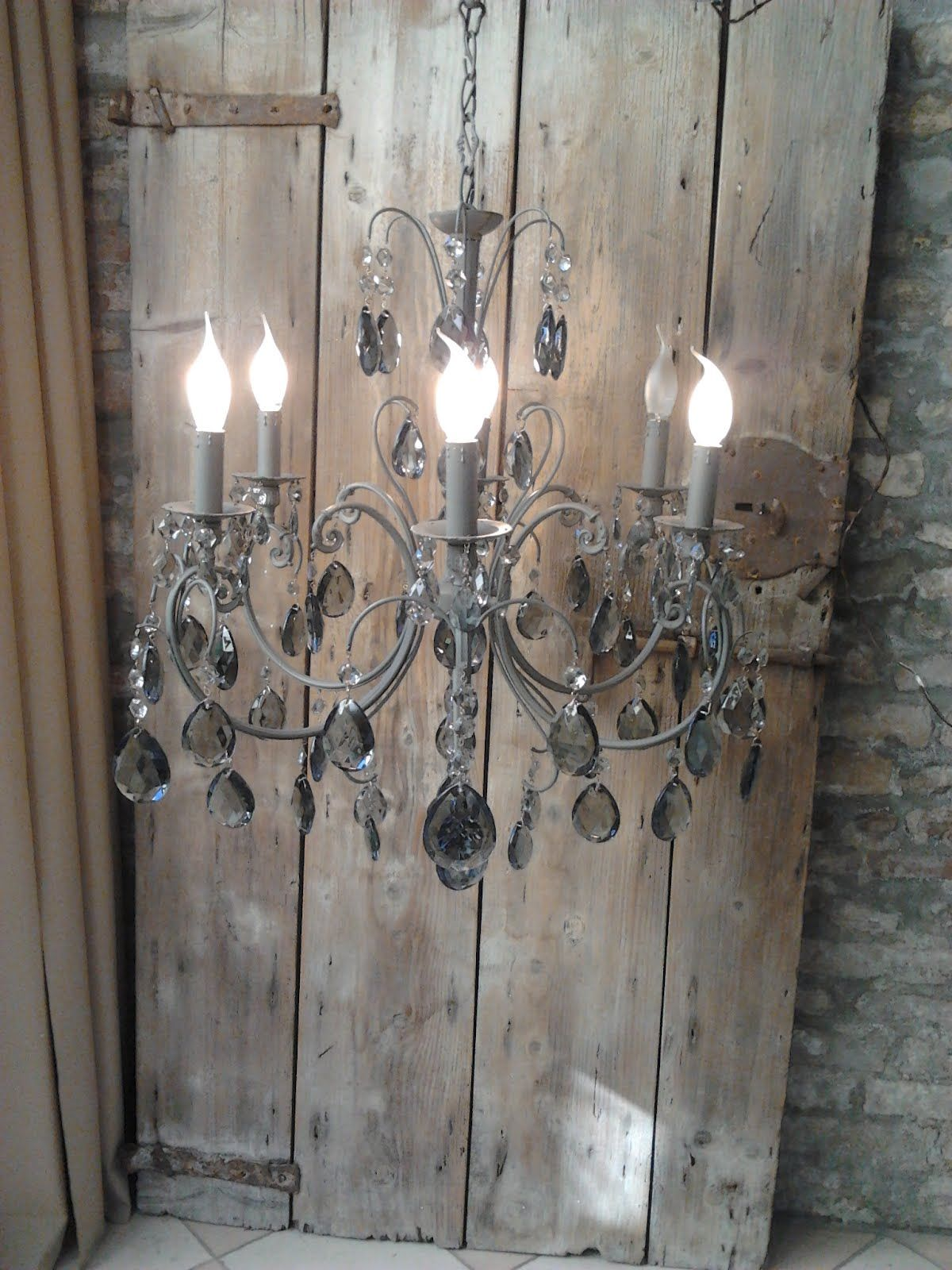 Lampadario gocce | luci | Pinterest | Lampadari, Lampade e Luci