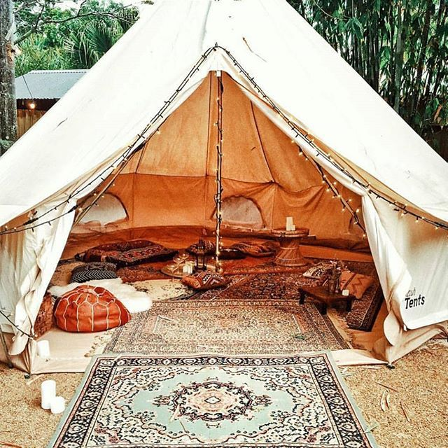 Tipi Spelling: Love This Shot Of One Of Our Flash Tents, Styled To