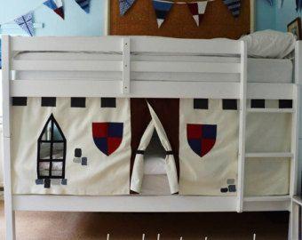 Create a secret by PondYardPlayTents & Pirate Ship bunk bed tent. Create a secret by PondYardPlayTents ...