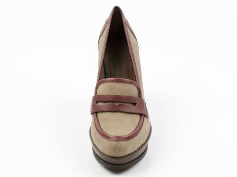 Marc O'Polo: High Heel Loafer | BRANDOS.fi