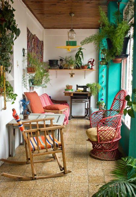 ph. Lucía Luna Crook | Garden and outdoor | Pinterest | Terrazas ...
