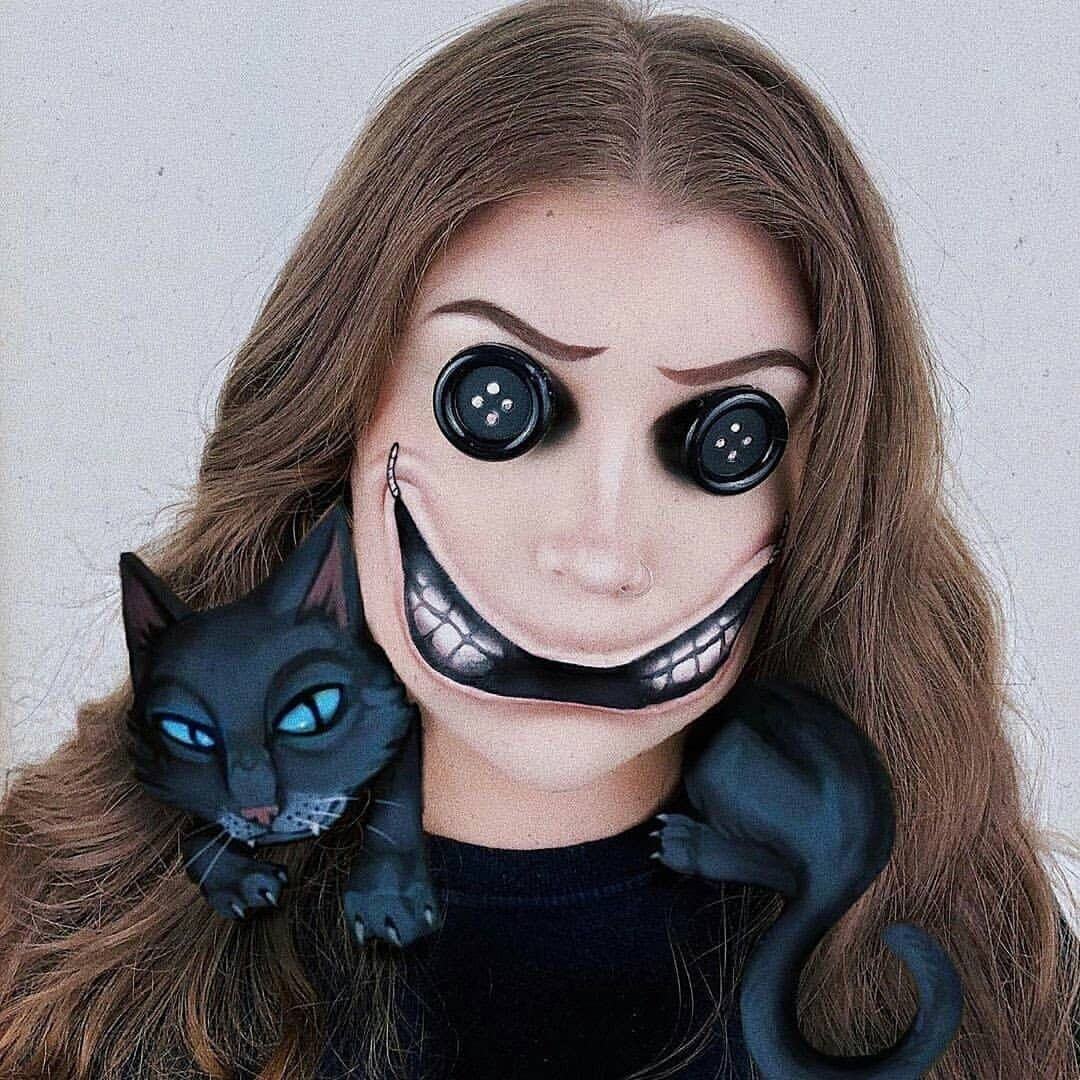 60+ Halloween Makeup Looks That Will Inspire You