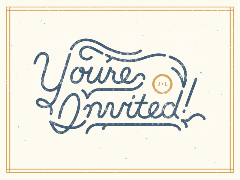 You Re Invited Lettering Typography Letters Texture Images