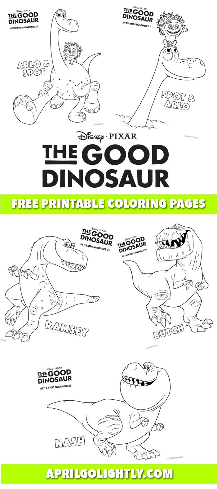 The good dinosaur costume free printables free printables