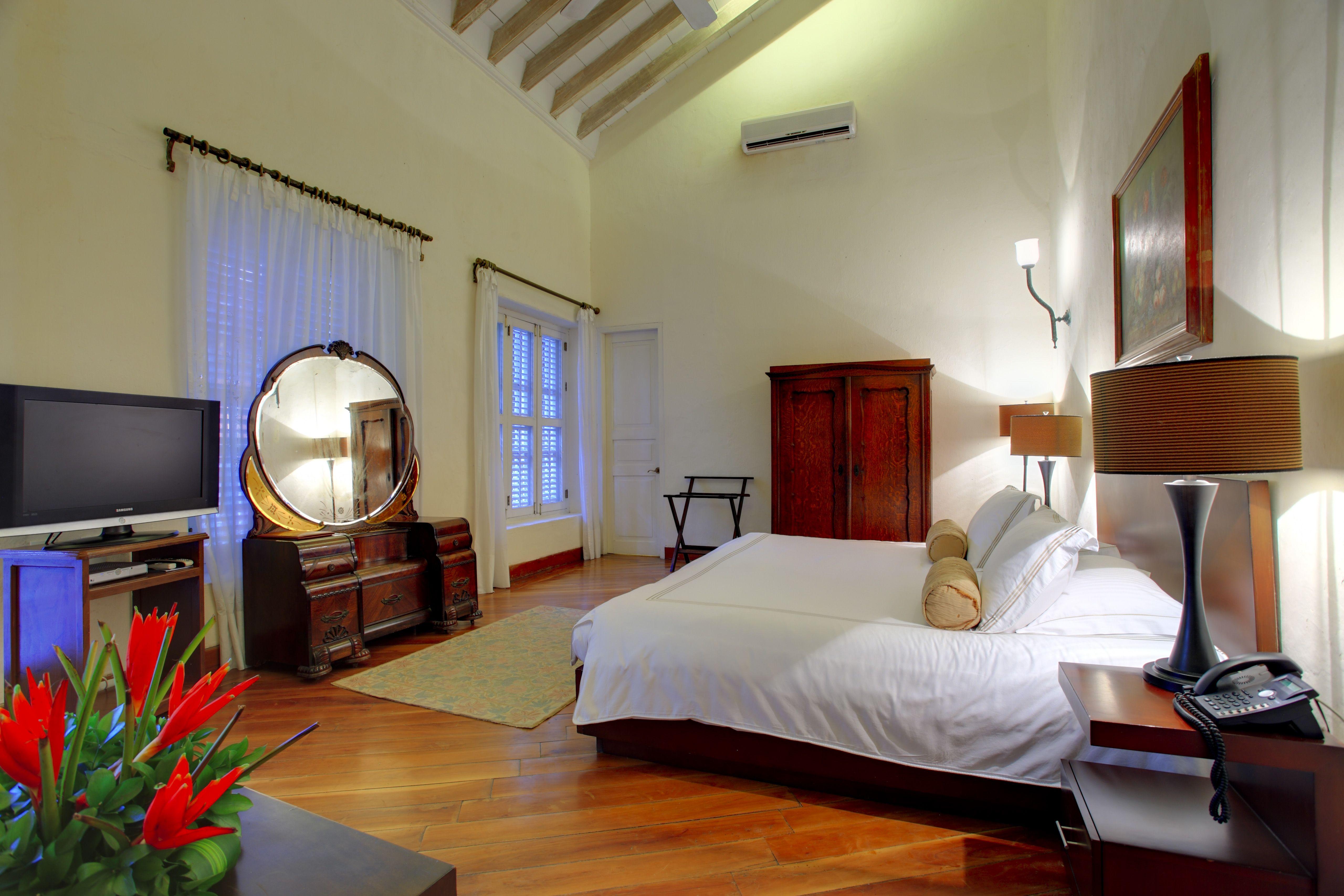 Suite Casa Pestagua Hotel Boutique Spa 4 étoiles Cartagena