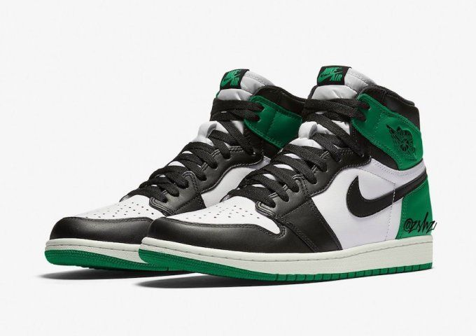 リークエアジョーダン1 ハイOG ラッキーグリーン / Air Jordan 1 High OG WMNS Lucky Green #airjordan1outfitwomen