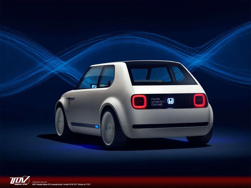 Temple Of Vtec >> Temple Of Vtec Rumors And News Honda Urban Ev Concept Unveiled At