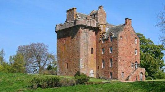 Inverquharity Castle For Sale | The Scottish Castles