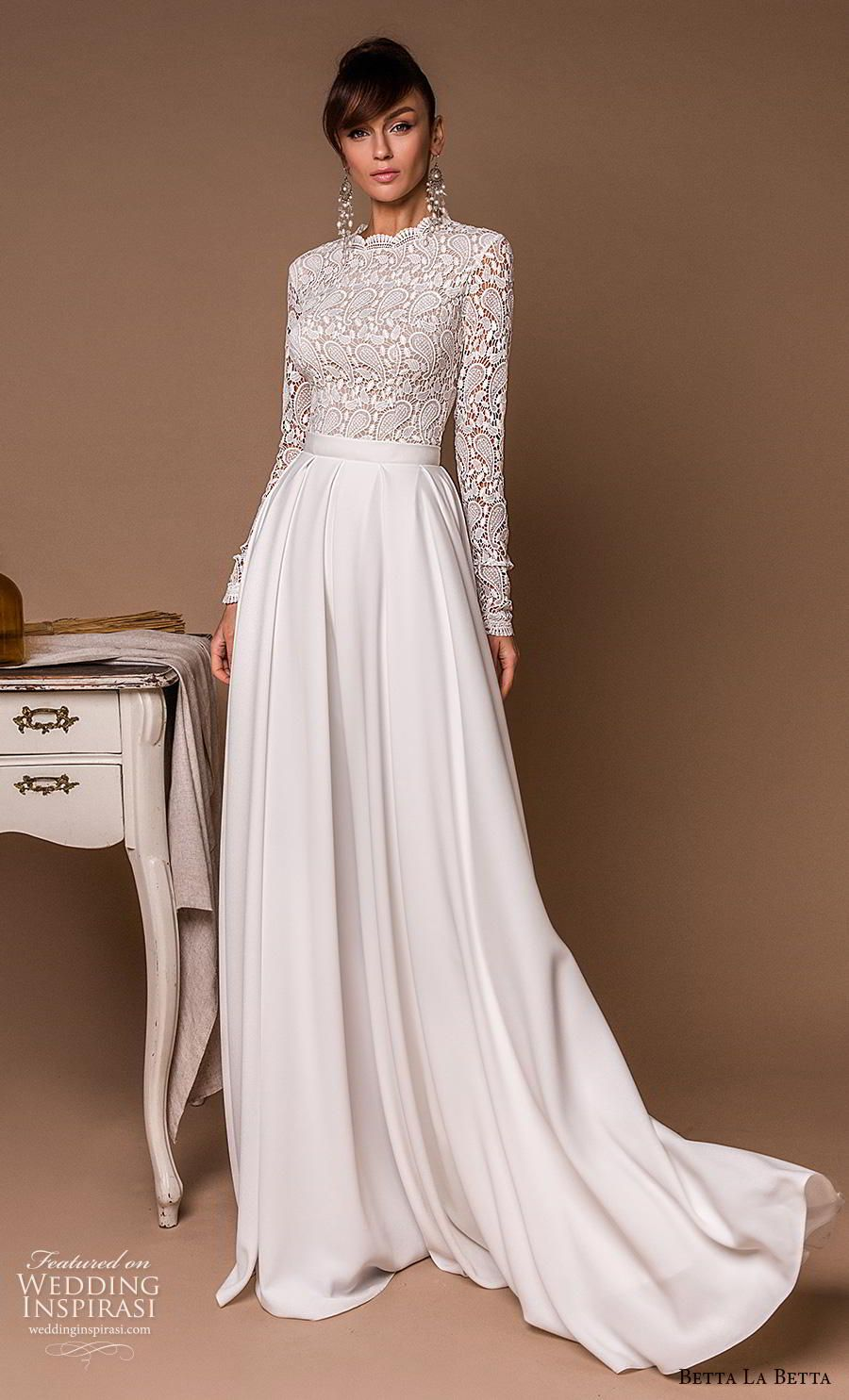 "Betta La Betta 2020 Wedding Dresses — ""Primavera"" Bridal"