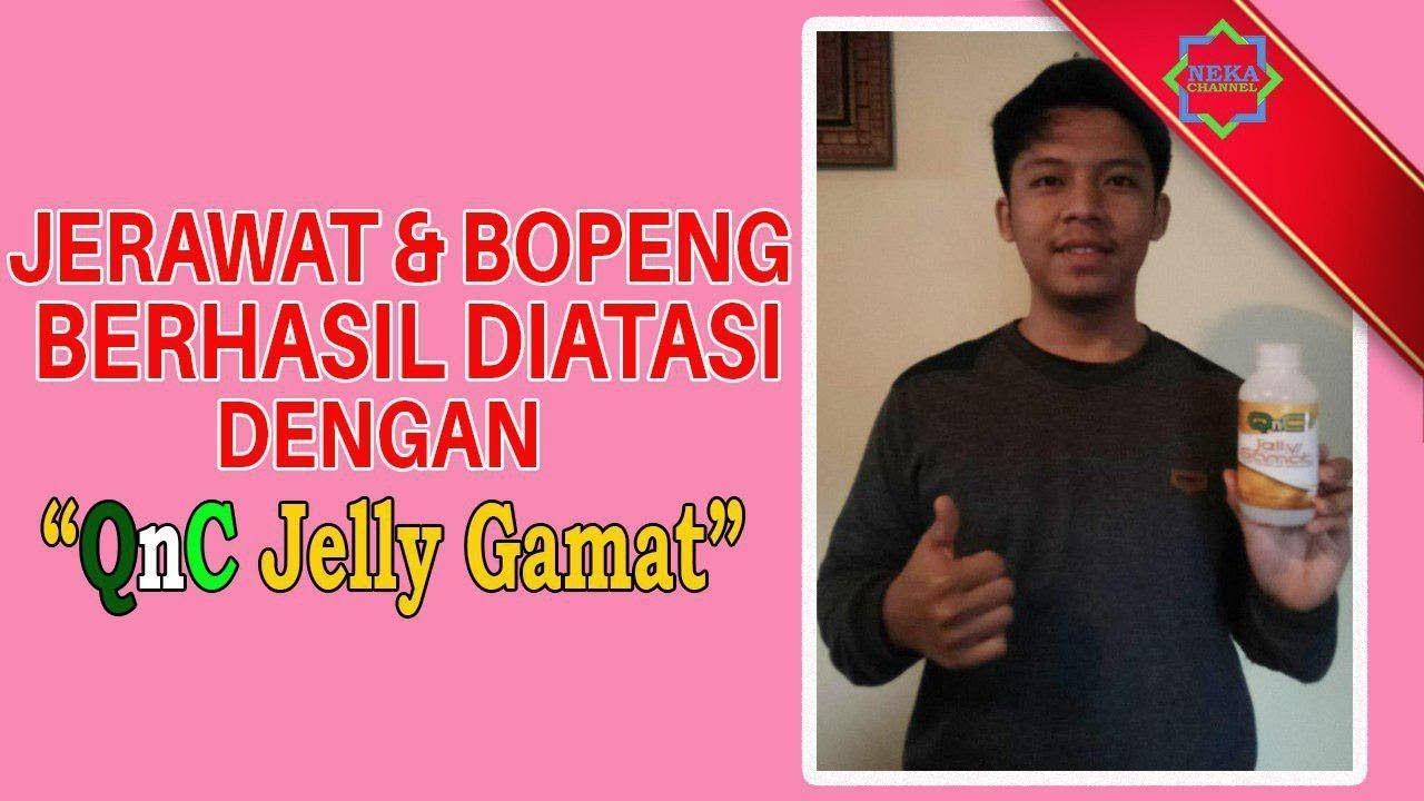 Cara Menghilangkan Bopeng Dengan Jelly Gamat
