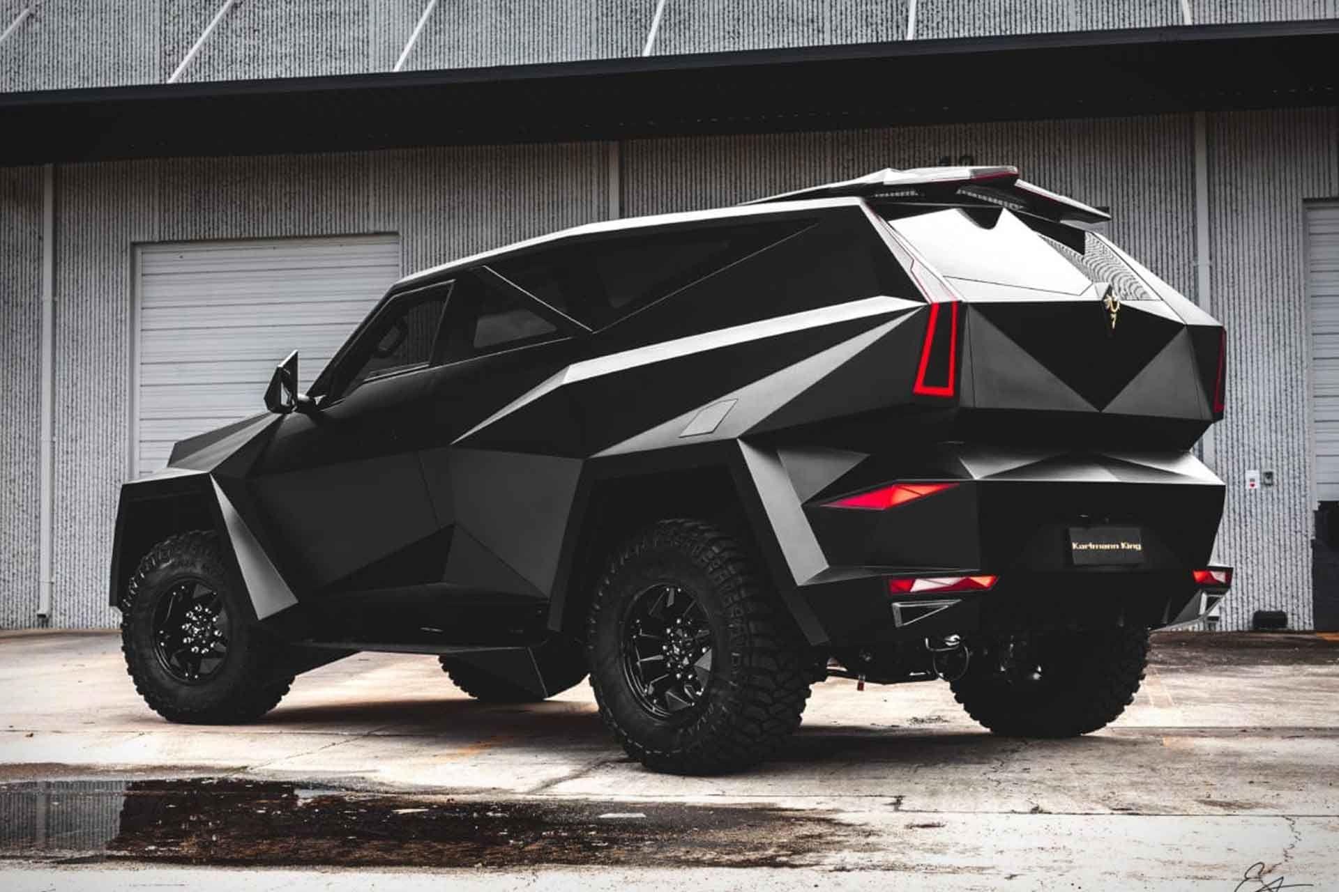 Karlmann King SUV Автомобиль будущего, Автомобиль