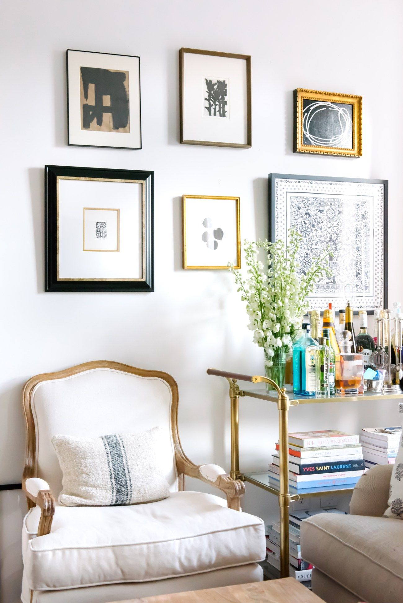 With Love From Kat // My NYC Apartment Pt. 1   Glam   Pinterest   Deco