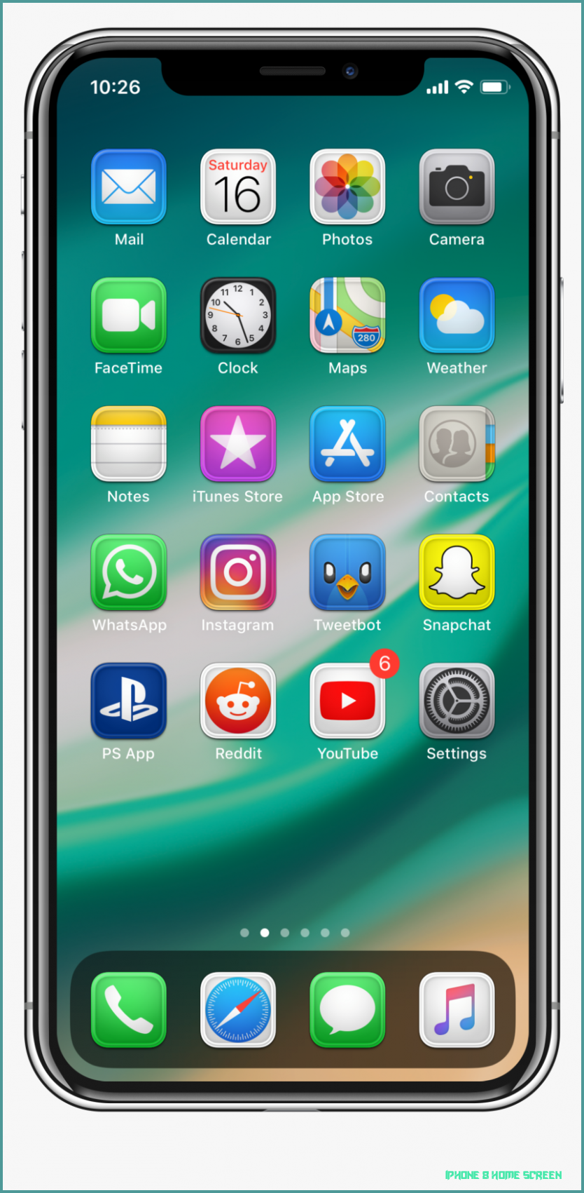 Never Underestimate The Influence Of Iphone 9 Home Screen Iphone 9 Home Screen Https Homenitro Com Never Underestimat Iphone 9 Homescreen Homescreen Iphone