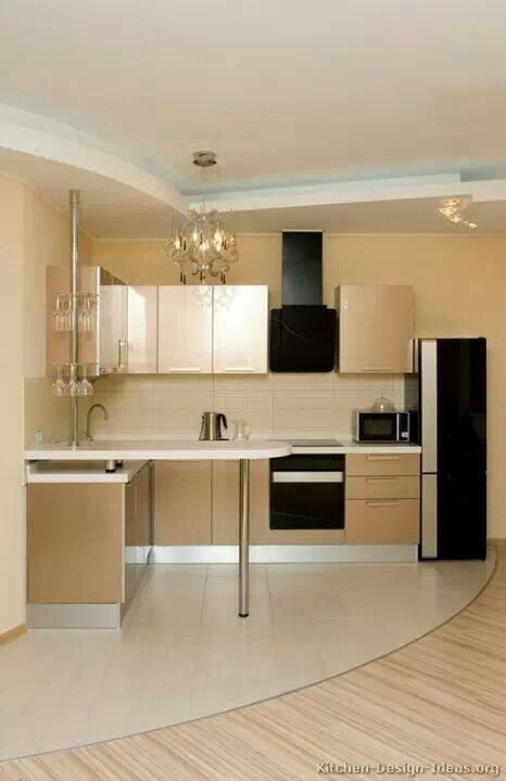 43 brilliant l shaped kitchen designs 2020 a review on kitchen trends beige kitchen modern on l kitchen interior modern id=29191