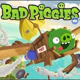 games play free bad piggies online
