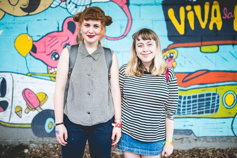 Girlpool by Tim Griffin