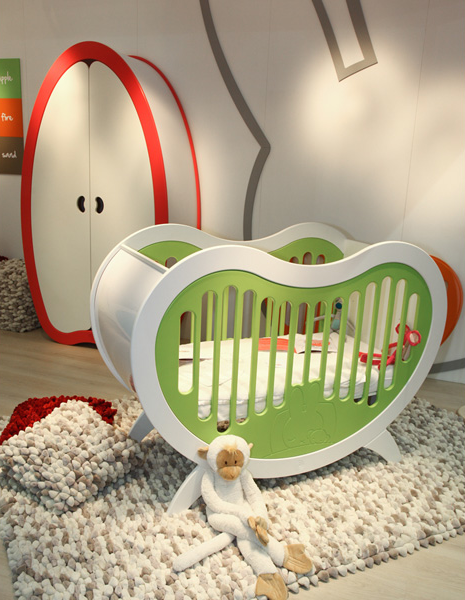 Over The Top Cribs You Can Dream Of Owning Modern Baby Furniture