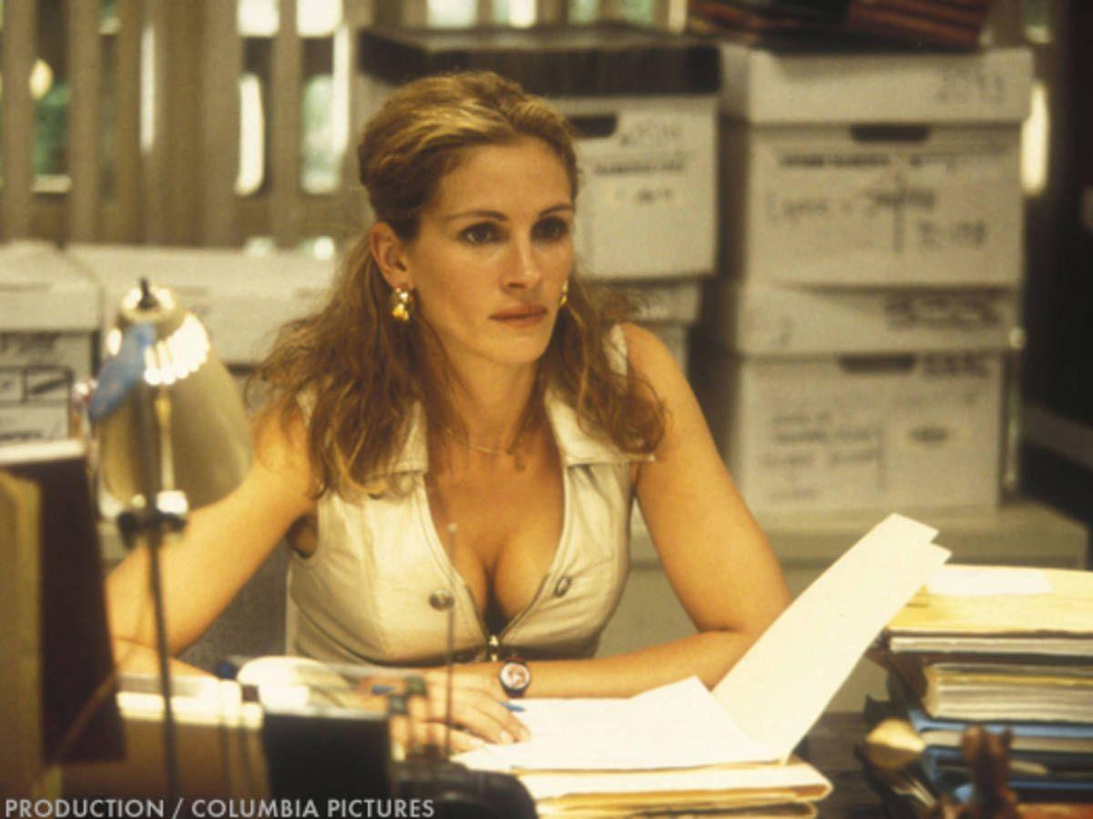 Julia Roberts : ses rôles cultes : Erin brockovich
