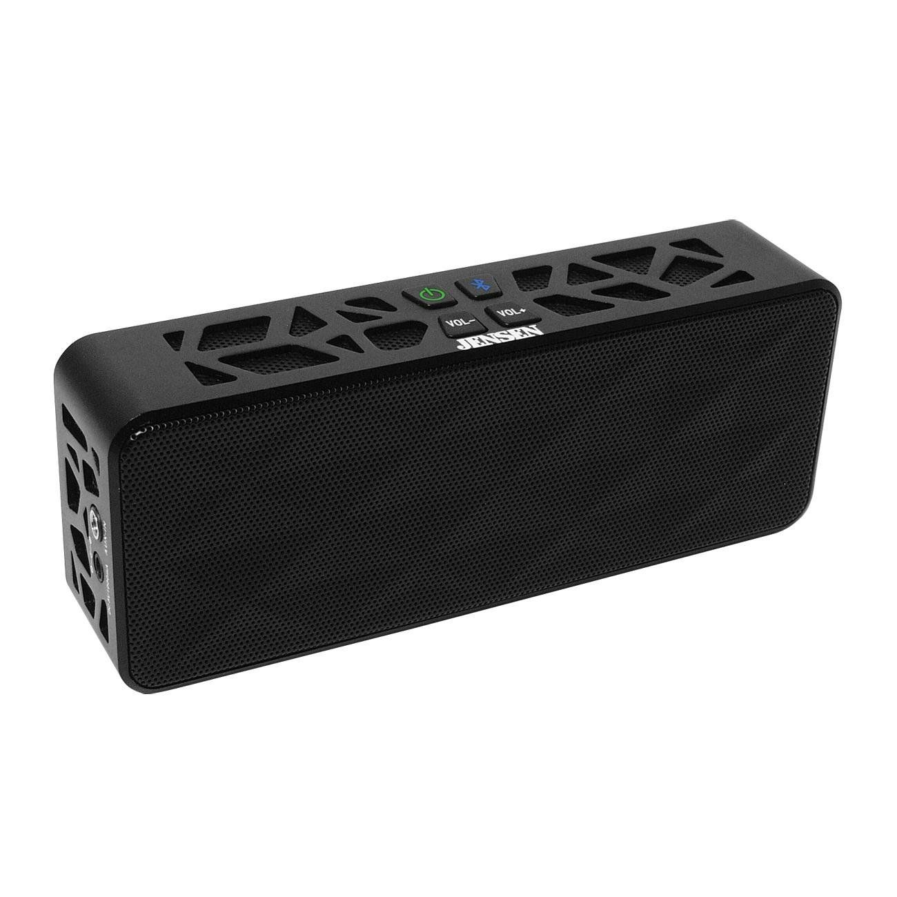 Jensen Portable Bluetooth Wireless Rechargeable Speaker For Ipod Fuse Box Iphone 2015