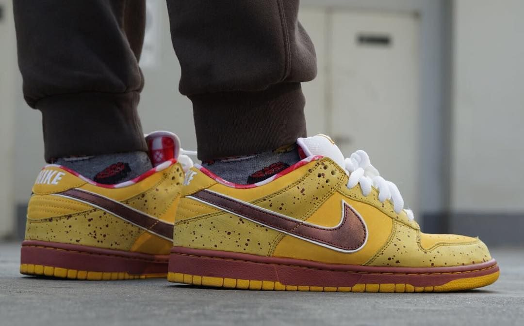 yellow lobster sb release date Shop
