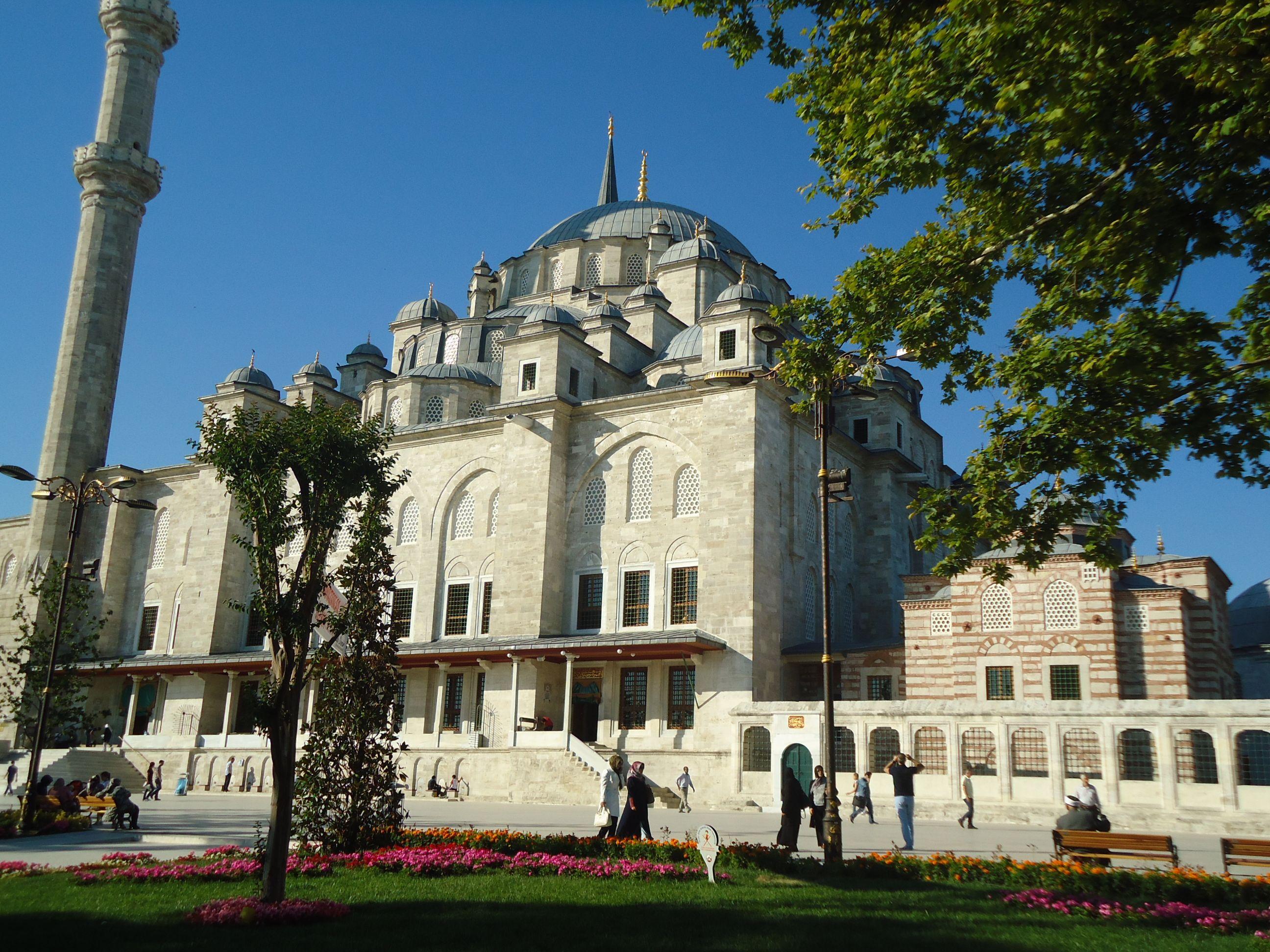 Fatih Moskee (Mehmet II)