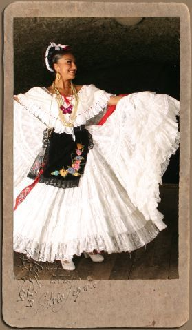 Veracruz Fiestas Populares Vestido De Veracruz Vestidos