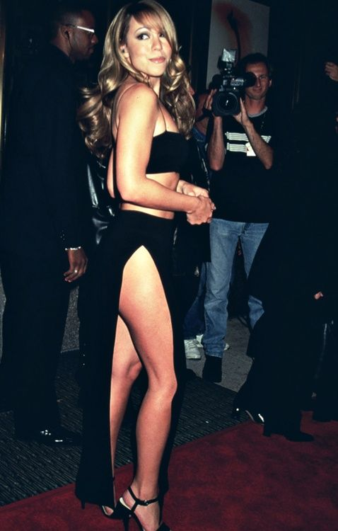 Mariah Carey---ahhh Dahhhling that dress!!!!!!   Mariah Carey the ...