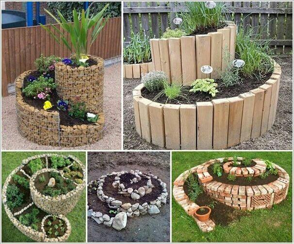 Jardin en espiral | Jardines, Jardín espiral, Jardín de hierbas