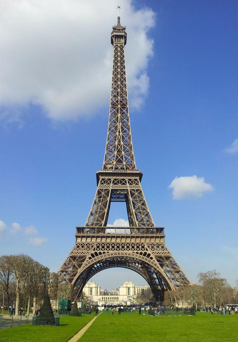 La tour eiffel french videos pinterest coloriage - Dessin tour eiffel a imprimer ...