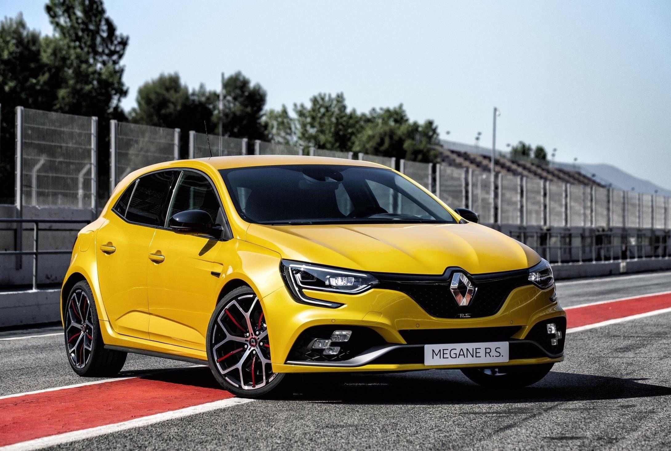 2019 Renault Megane Concept Renault Megane New Renault Renault