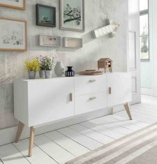 Aparadores de madera : Serie SUECIA GR
