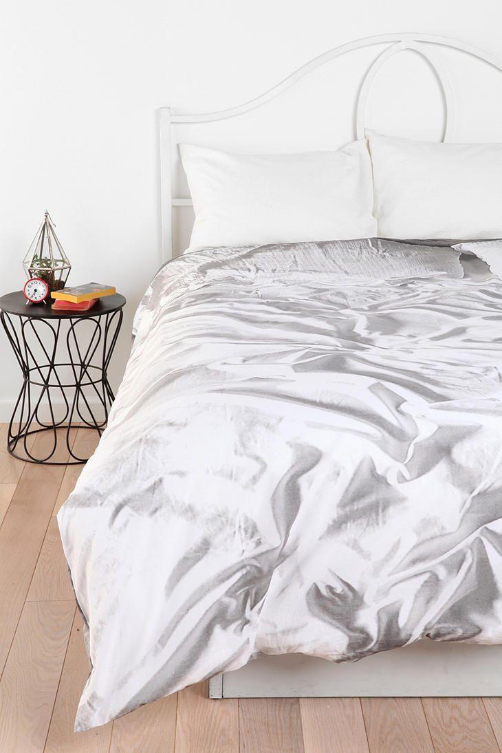 Rumpled Bed Duvet Cover